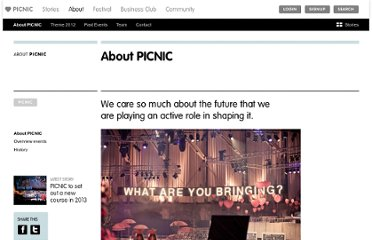 http://www.picnicnetwork.org/about-us#