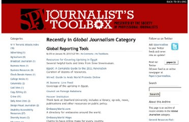 http://www.journaliststoolbox.org/archive/global-journalism/