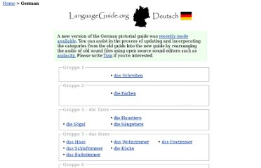 http://www.languageguide.org/german/archive.jsp