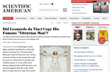http://www.scientificamerican.com/article.cfm?id=did-leonardo-da-vinci-copy