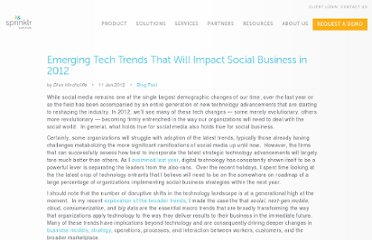 http://www.dachisgroup.com/2012/01/emerging-tech-trends-that-will-impact-social-business-in-2012/