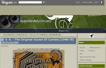 http://laspikedelycmusic.bloguez.com/laspikedelycmusic/3891938/V-A-The-Original-Sound-Of-Cumbia-1948-79-2CDs-320