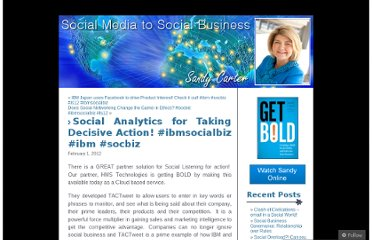 http://socialbusinesssandy.com/2012/02/01/social-analytics-for-taking-decisive-action-ibmsocialbiz-ibm-socbiz/