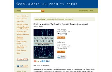http://www.cup.columbia.edu/book/978-0-231-14268-7/strategic-intuition