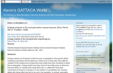 http://kevin-gattaca.blogspot.com/2011/12/linkage-analysis-in-next-generation.html