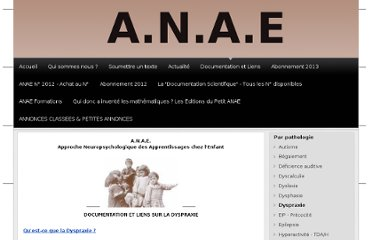 http://www.anae-revue.com/documentation-et-liens/par-pathologie/dyspraxie/