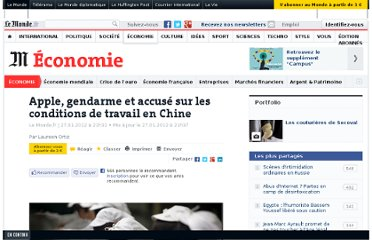 http://www.lemonde.fr/economie/article/2012/01/27/apple-gendarme-et-accuse-sur-le-travail-en-chine_1635635_3234.html#ens_id=1581777