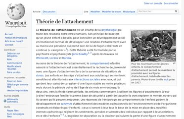http://fr.wikipedia.org/wiki/Th%C3%A9orie_de_l%27attachement