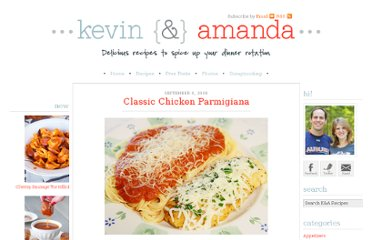 http://www.kevinandamanda.com/recipes/dinner/classic-chicken-parmigiana.html