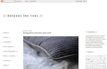 http://pm-betweenthelines.blogspot.com/2012/01/sewing-pillows-and-some-other-stuff.html