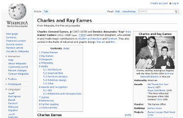 http://en.wikipedia.org/wiki/Charles_and_Ray_Eames