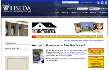 http://www.hslda.org/highschool/