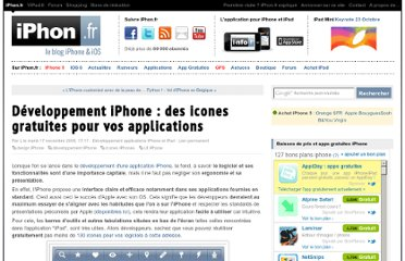 http://www.iphon.fr/post/2009/11/16/D%C3%A9veloppement-iPhone-:-des-icones-gratuites-pour-vos-applications