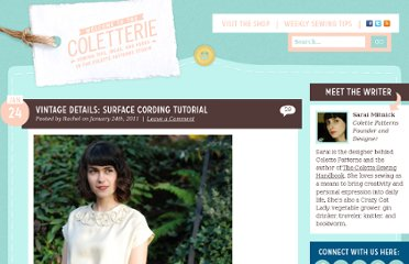 http://www.coletterie.com/tutorials-tips-tricks/vintage-details-surface-cording-tutorial