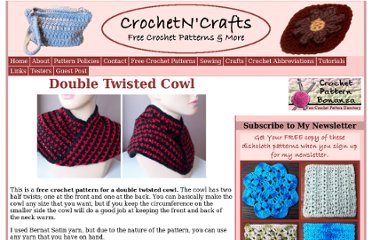 http://crochetncrafts.com/crochet/double-twisted-cowl.html