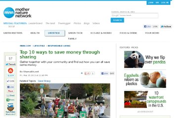 http://www.mnn.com/lifestyle/responsible-living/stories/top-10-ways-to-save-money-through-sharing