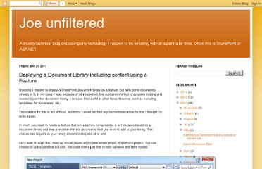 http://jcapka.blogspot.com/2011/05/deploying-document-library-including.html