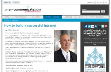 http://www.simply-communicate.com/toolkits-templates/toolkits/internal-communications/how-build-successful-intranet
