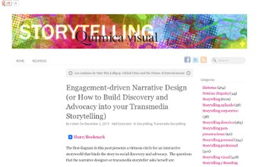 http://www.storytelling.es/engagement-driven-narrative-design-or-how-to-build-discovery-and-advocacy-into-your-transmedia-storytelling/