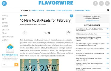 http://flavorwire.com/255159/10-new-must-reads-for-february