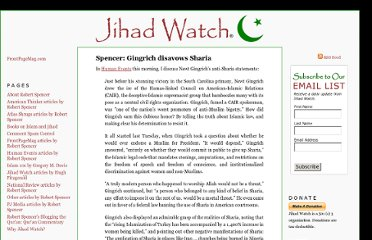 http://www.jihadwatch.org/2012/01/spencer-gingrich-disavows-sharia.html