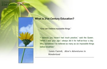 http://www.21stcenturyschools.com/What_is_21st_Century_Education.htm
