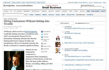 http://www.nytimes.com/2012/02/02/business/smallbusiness/how-to-hire-independent-contractors-without-getting-in-trouble.html?ref=business