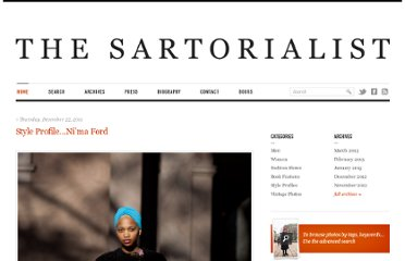 http://www.thesartorialist.com/photos/style-profile-nima-ford/