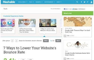 http://mashable.com/2012/02/02/lower-bounce-rate-tips/