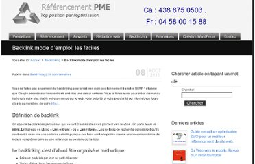 http://referencement-pme.ca/comment-faire-backlink-1-les-faciles/