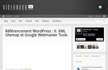 http://videonoob.fr/wordpress/referencement-xml-sitemap-google-webmaster-tools