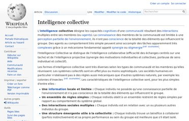 http://fr.wikipedia.org/wiki/Intelligence_collective