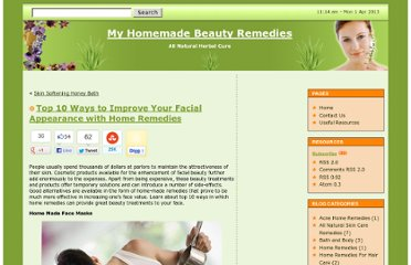 http://www.mybeautyremedies.com/top-10-ways-to-improve-your-facial-appearance-with-home-remedies/