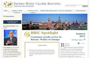 http://www.thomaswhite.com/explore-the-world/bric-spotlight/2011/russia-consumer-goods-sector.aspx