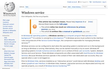 http://en.wikipedia.org/wiki/Windows_service
