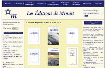 http://www.leseditionsdeminuit.fr/f/index.php