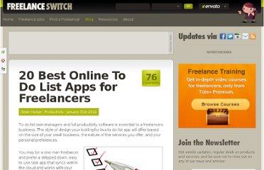 http://freelanceswitch.com/productivity/best-online-to-do-list-apps/