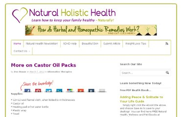 http://www.natural-holistic-health.com/more-on-castor-oil-packs/