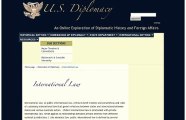 http://www.usdiplomacy.org/diplomacytoday/law/index.php