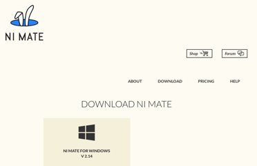 http://www.ni-mate.com/download/