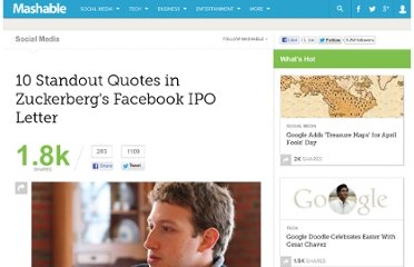 http://mashable.com/2012/02/02/facebook-priorities/#46481Openness