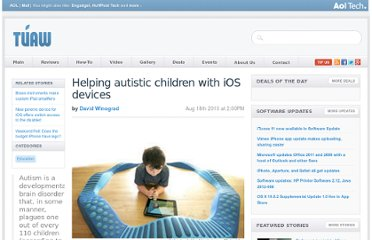http://www.tuaw.com/2010/08/18/helping-autistic-children-with-ios-devices/