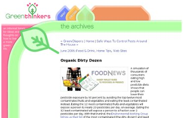 http://www.greenthinkers.org/blog/2006/06/organic_dirty_dozen.html