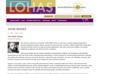 http://www.lohas.com/forum/speakers/john-rooks