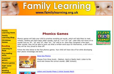 http://www.familylearning.org.uk/phonics_games.html