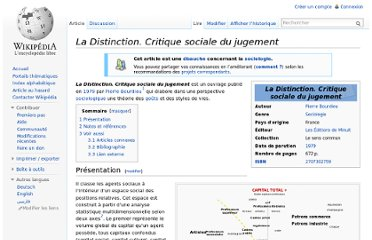 http://fr.wikipedia.org/wiki/La_Distinction._Critique_sociale_du_jugement