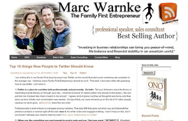 http://www.marcwarnke.com/blog/marcwarnke/top_10_things_new_people_twitter_should_know
