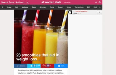 http://weightloss.allwomenstalk.com/smoothies-that-aid-in-weight-loss/