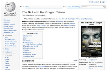 http://en.wikipedia.org/wiki/The_Girl_with_the_Dragon_Tattoo