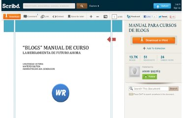 http://es.scribd.com/doc/397966/MANUAL-PARA-CURSOS-DE-BLOGS